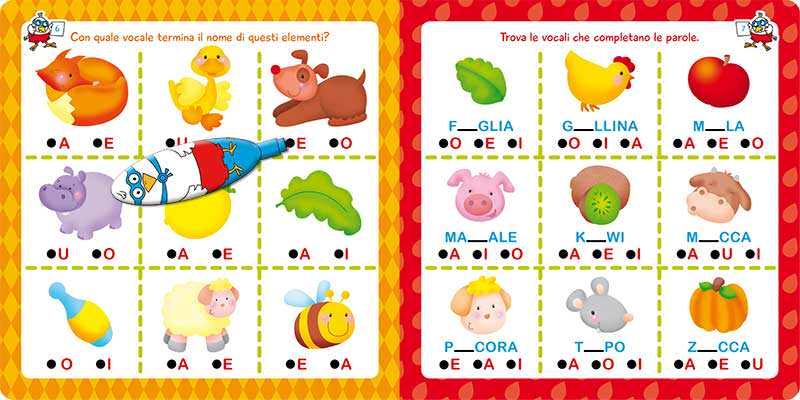 Immagini Lettera E: Come Imparare Le Lettere Dell'alfabeto Giocando!